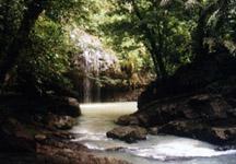Photo of Veil Falls & cave